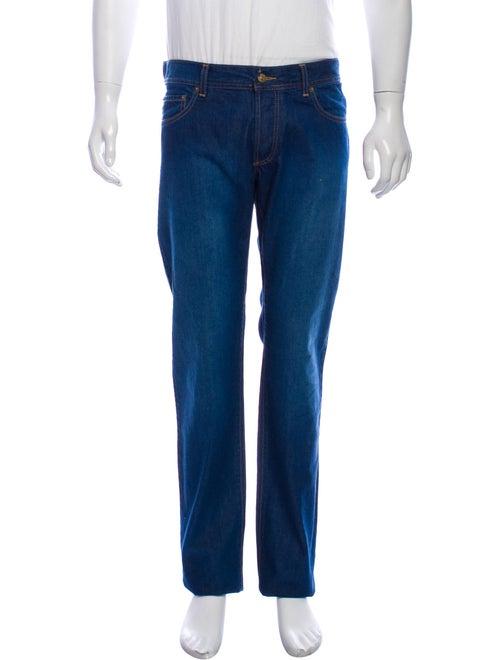 Missoni Faded Skinny Jeans blue
