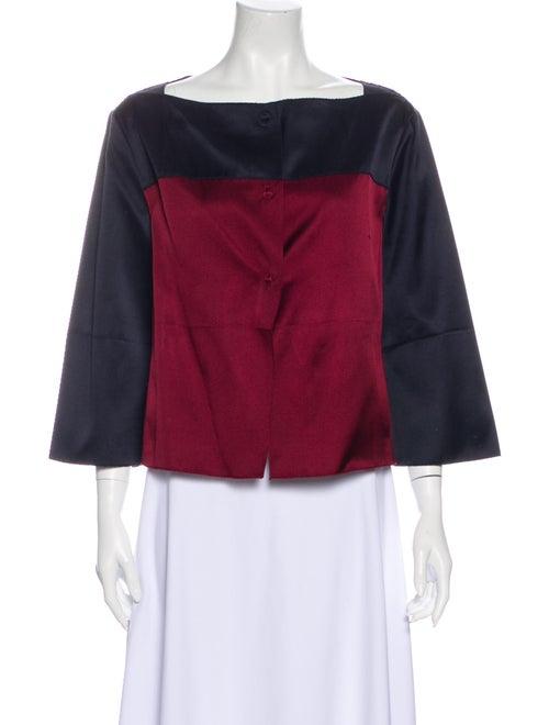 Miu Miu Evening Jacket Red