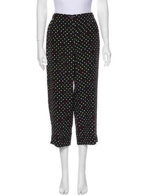 Miu Miu 2017 Silk Pajamas Black