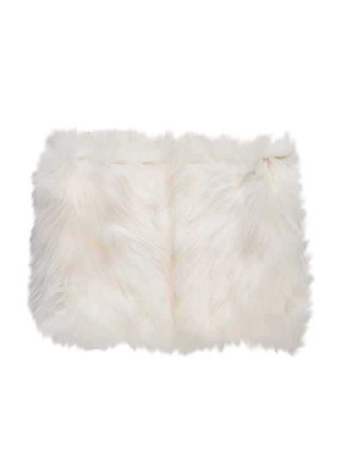 Miu Miu Fox Fur Snood