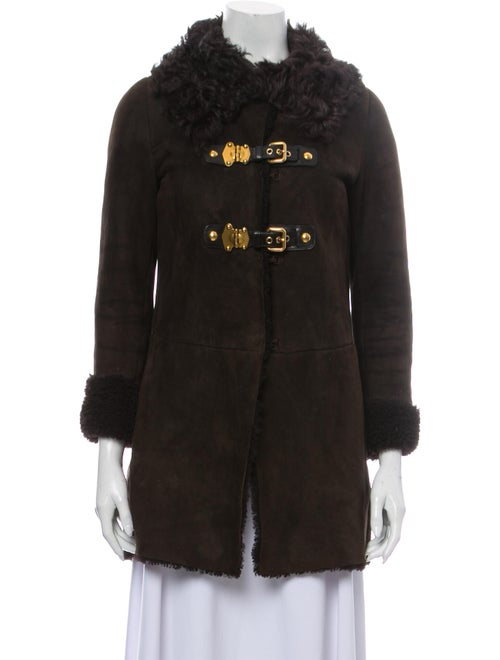 Miu Miu Coat Brown