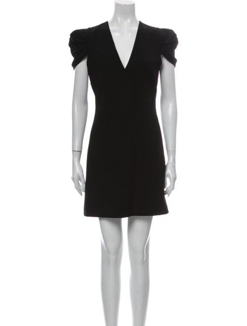 Miu Miu 2016 Mini Dress Black