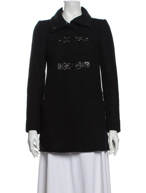 Miu Miu Wool Coat Wool