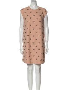 Miu Miu 2012 Mini Dress