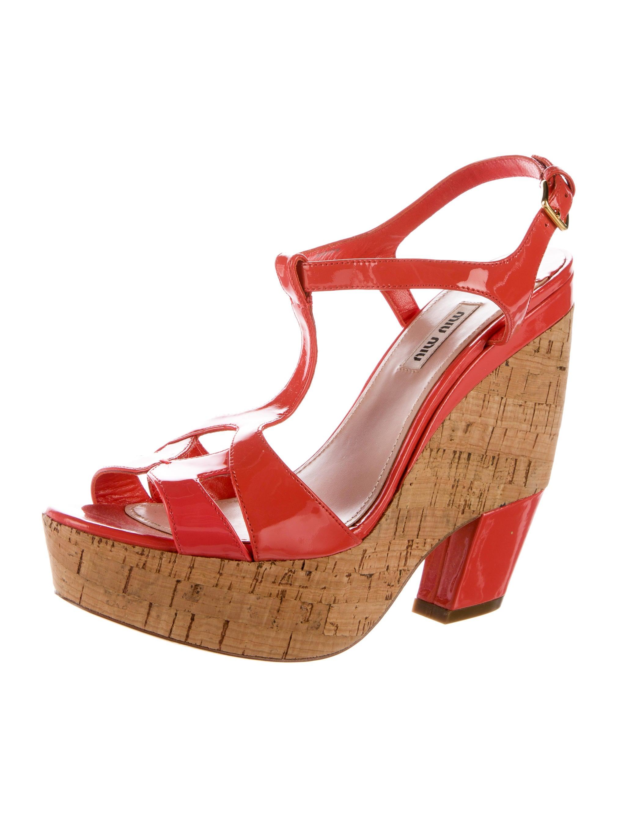 Miu Miu Shoes Sale Polyvore