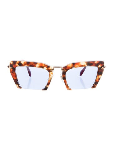 Miu Miu Raisor Sunglasses