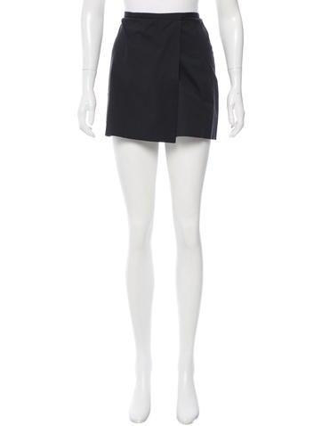Miu Miu Classic Mini Skirt None