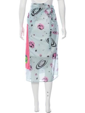 2017 Resort Wrap Skirt