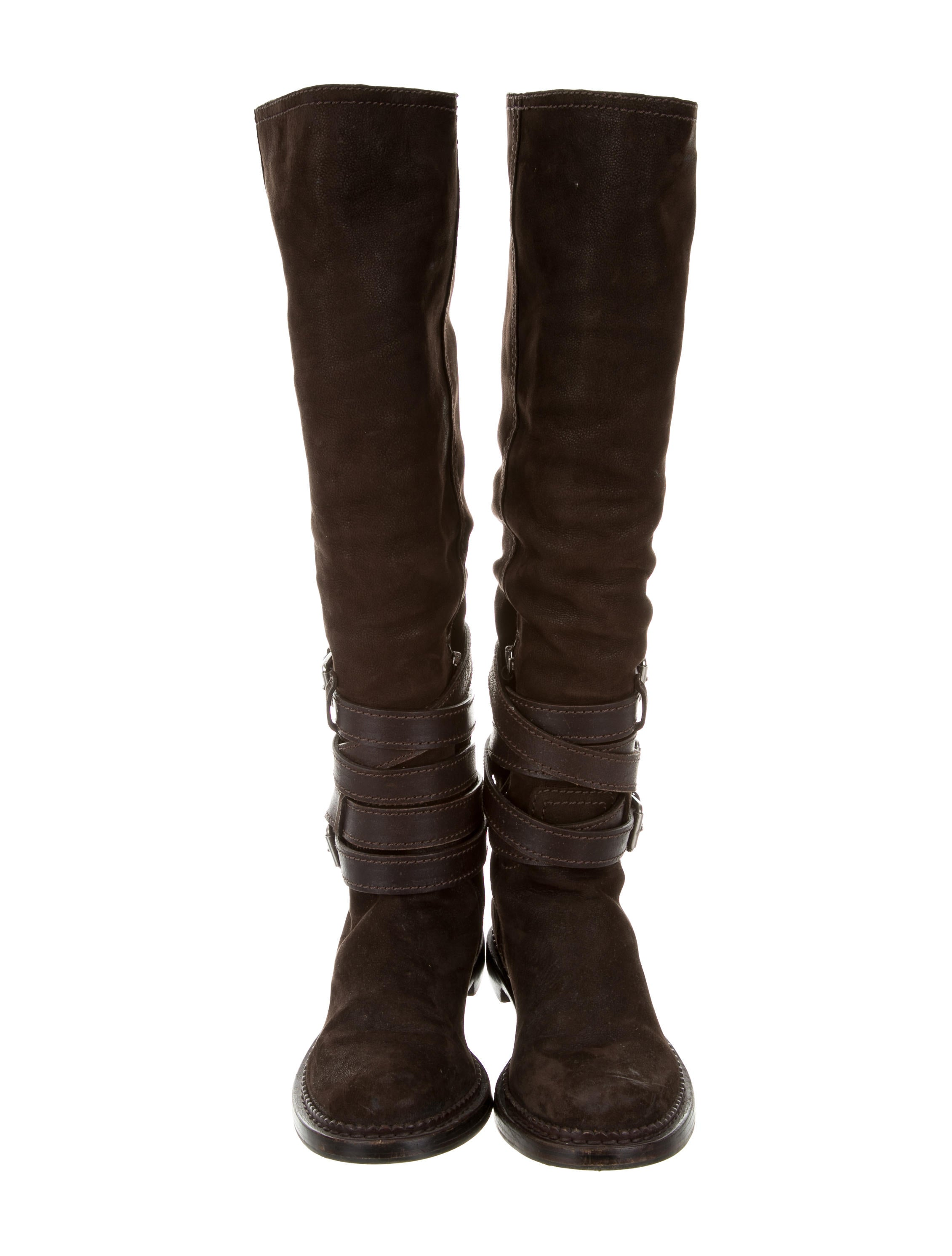 miu miu suede the knee boots shoes miu48338 the