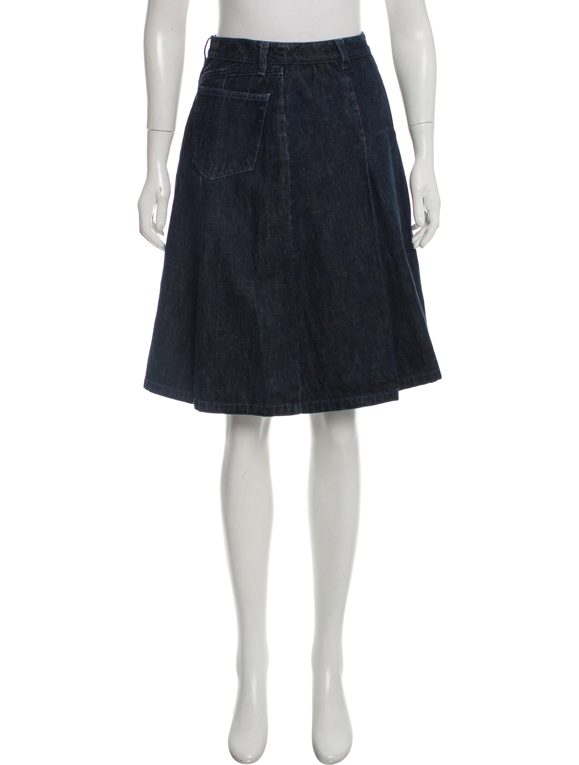 Find great deals on eBay for pleated denim skirt. Shop with confidence.