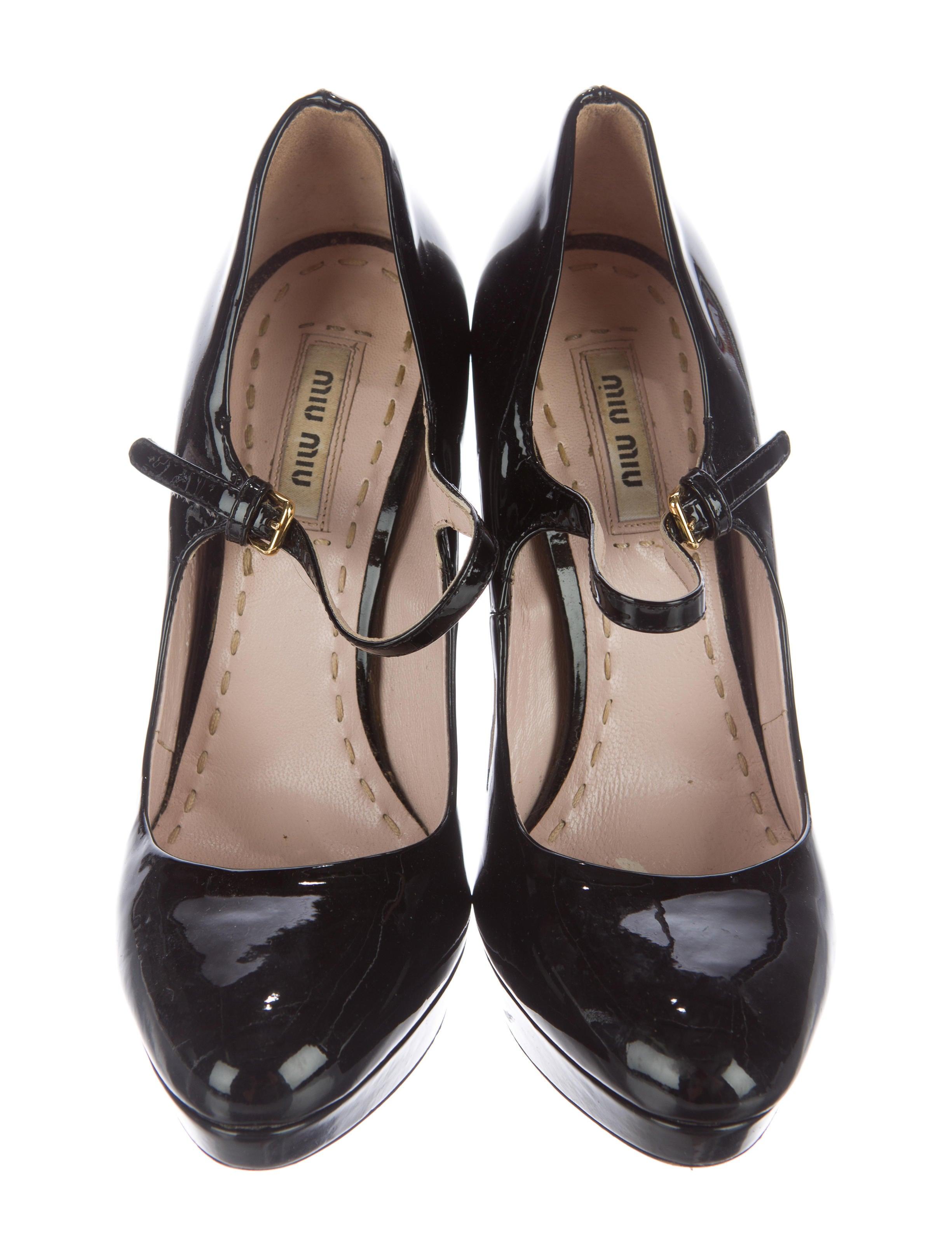 Miu Miu On Sale Shoes