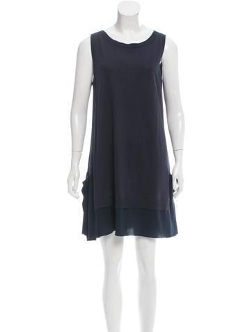Miu Miu Sleeveless Knit Dress None