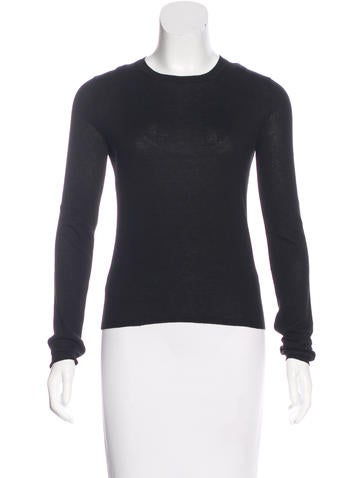 Miu Miu Lightweight Knit Top None