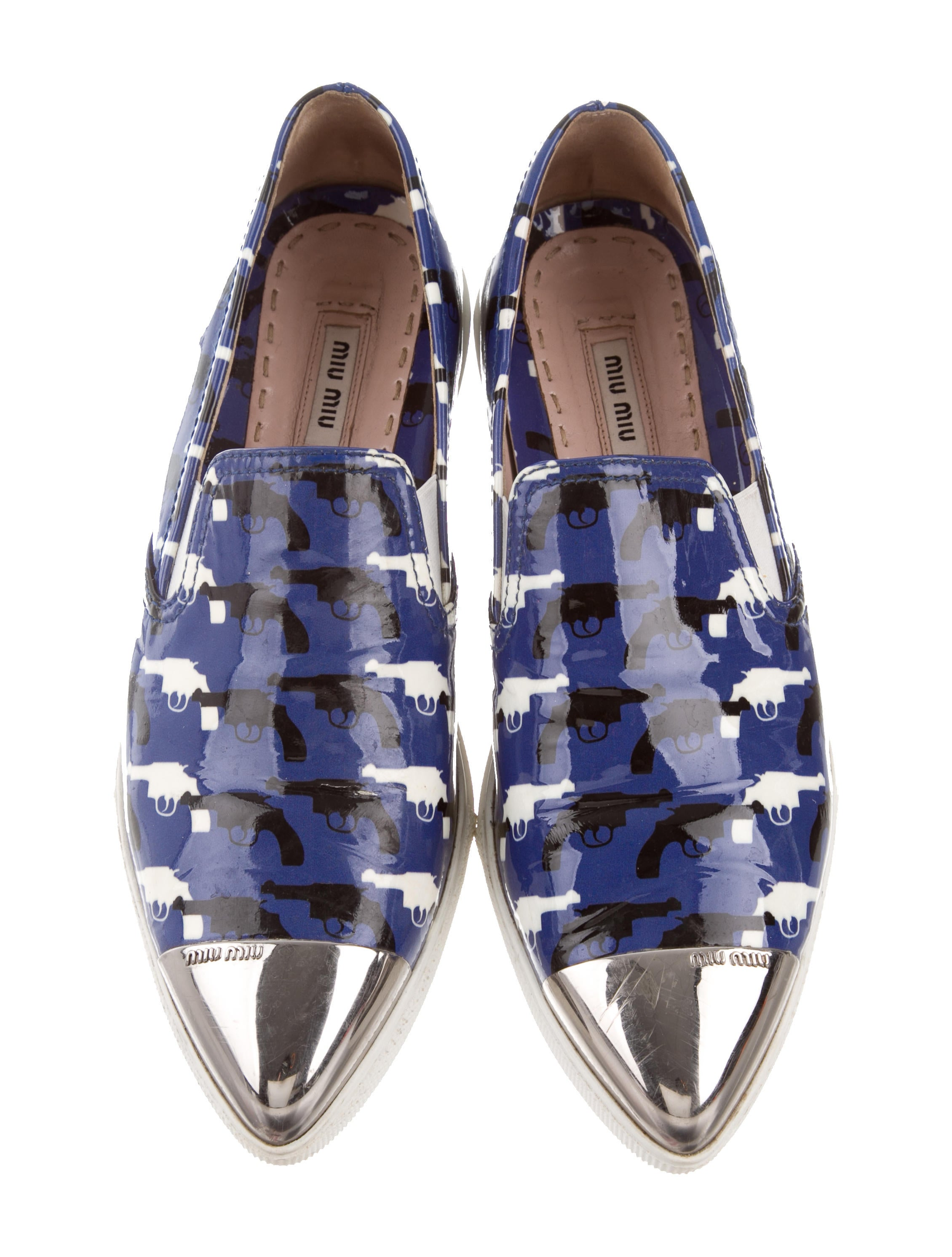 3e9299753927 Miu Miu Slip On Sneakers Sale