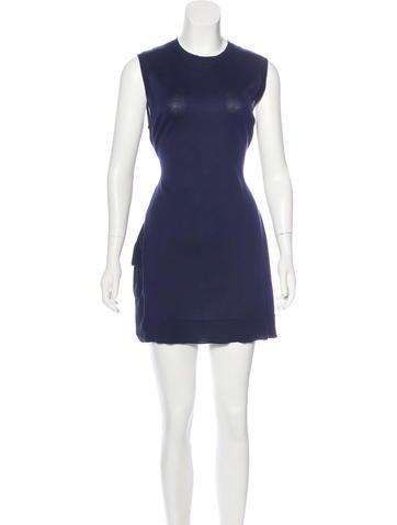 Miu Miu Knit Mini Dress None