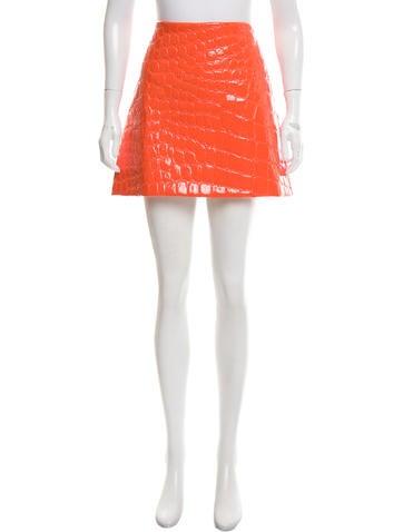 Miu Miu 2015 Mini Skirt None