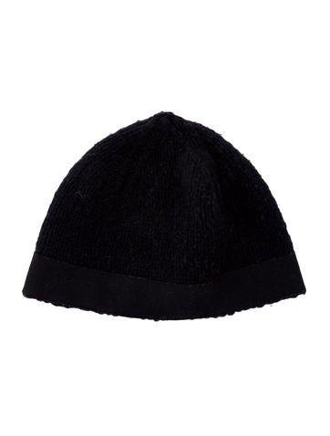 Miu Miu Wool Rib Knit Beanie None