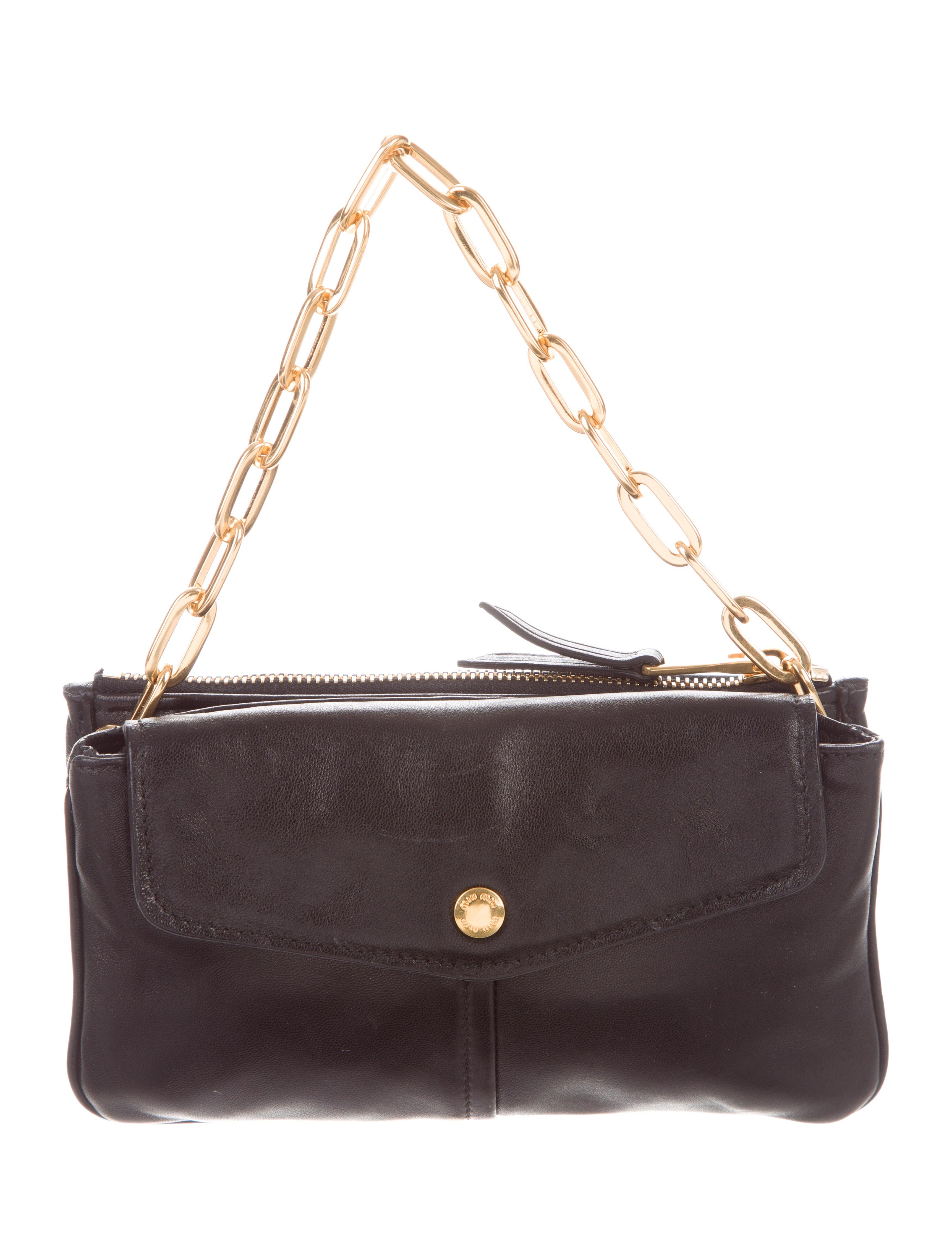 6b237aaa07c38 Miu Miu Convertible Crossbody Bag - Handbags - MIU73337