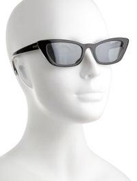 Cat-Eye Tinted Sunglasses image 4