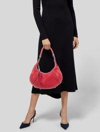 Leather Hobo Bag image 2