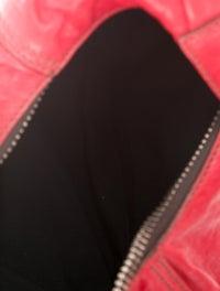 Leather Hobo Bag image 5