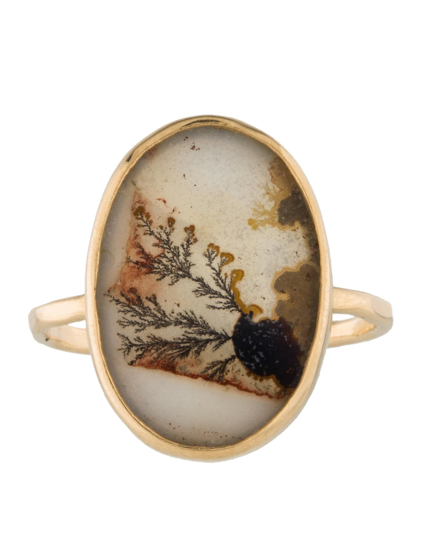 Melissa Joy Manning Stone Ring