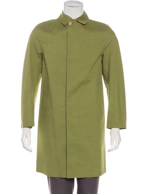 Mackintosh Coat Green