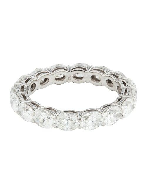 Martin Katz Platinum Diamond Eternity Band Rings