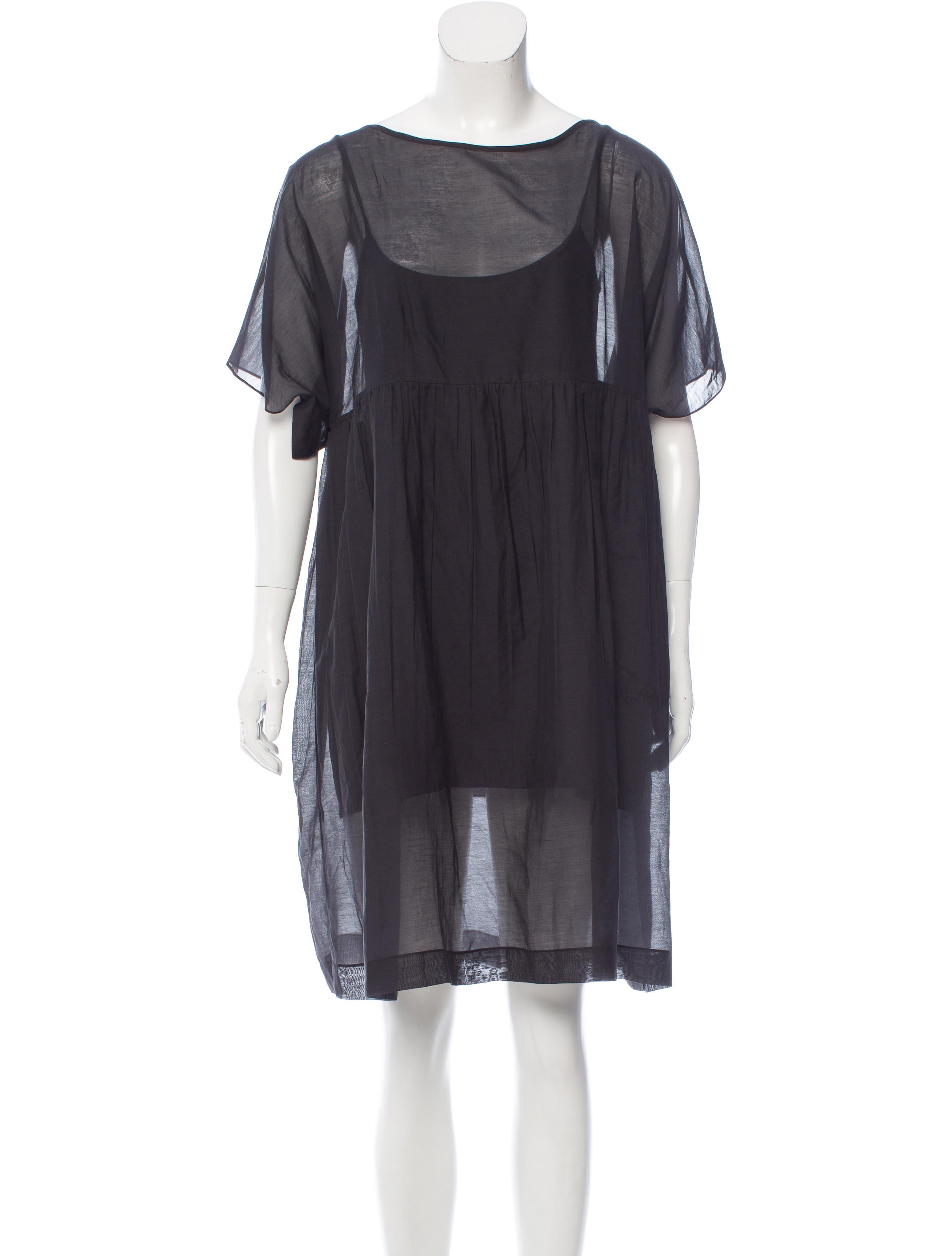 Morgane Le Fay Lightweight Tent Dress Clothing