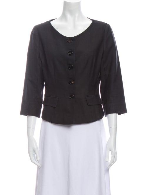 Morgane Le Fay Evening Jacket Black