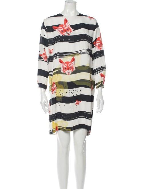 Maria Lucia Hohan Ulyana Mini Dress White