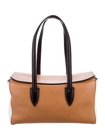 MaxMara Medium Bowling Bag None
