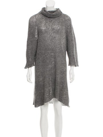 MaxMara Oversize Sweater Dress None