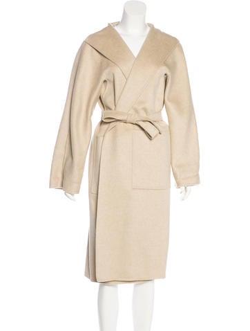MaxMara Lilia Cashmere Coat w/ Tags None