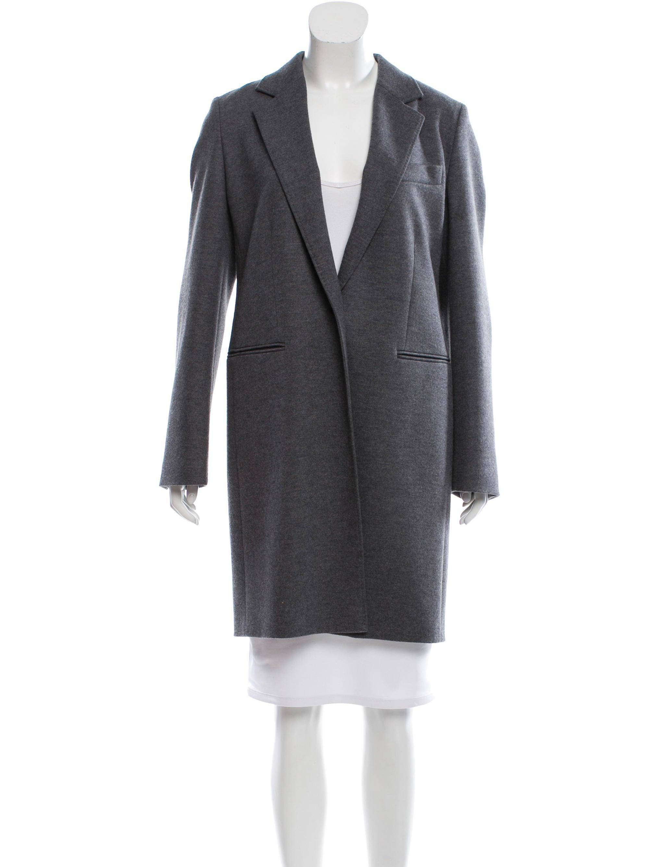 MaxMara Wool Chesterfield Coat - Clothing