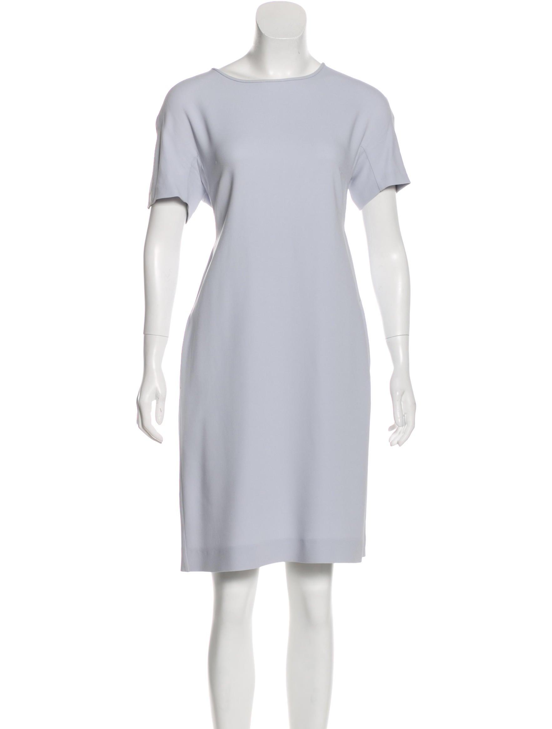 0fc9013282 MaxMara Midi Short Sleeve Dress - Clothing - MMA27364