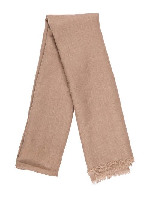 Max Mara Wool & Silk-Blend Scarf wool