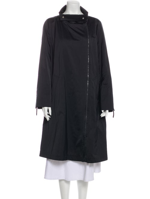 Max Mara Coat Black - image 1