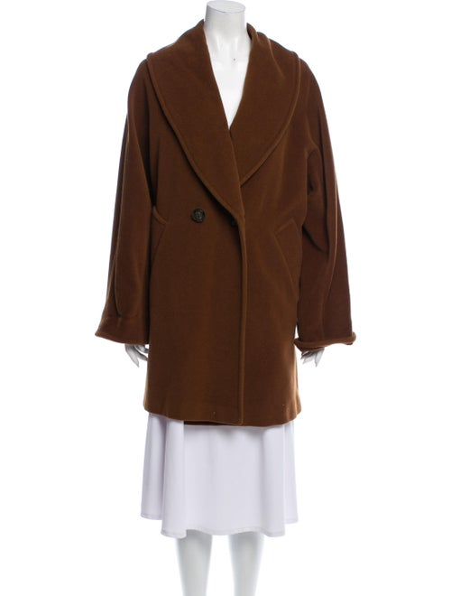 Max Mara Wool Coat Wool