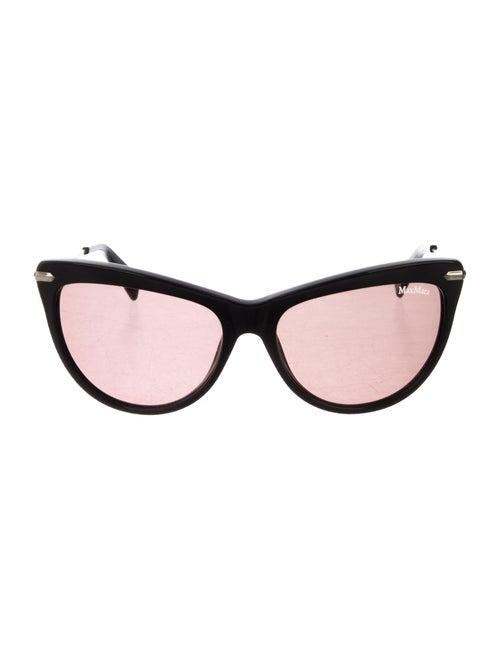 Max Mara Edgy Tinted Sunglasses Black