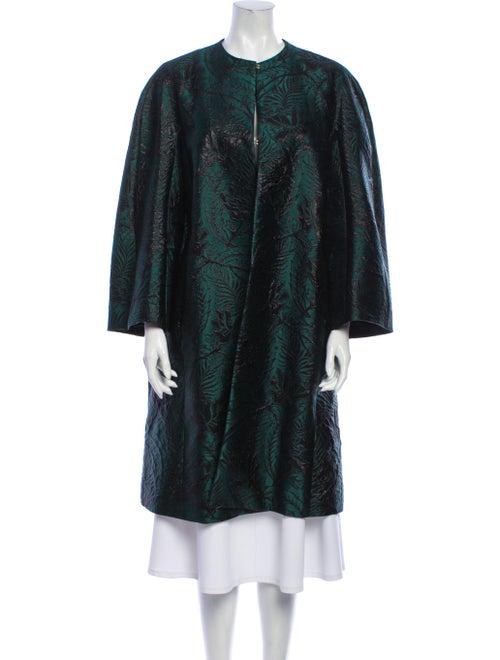 Max Mara Coat Green
