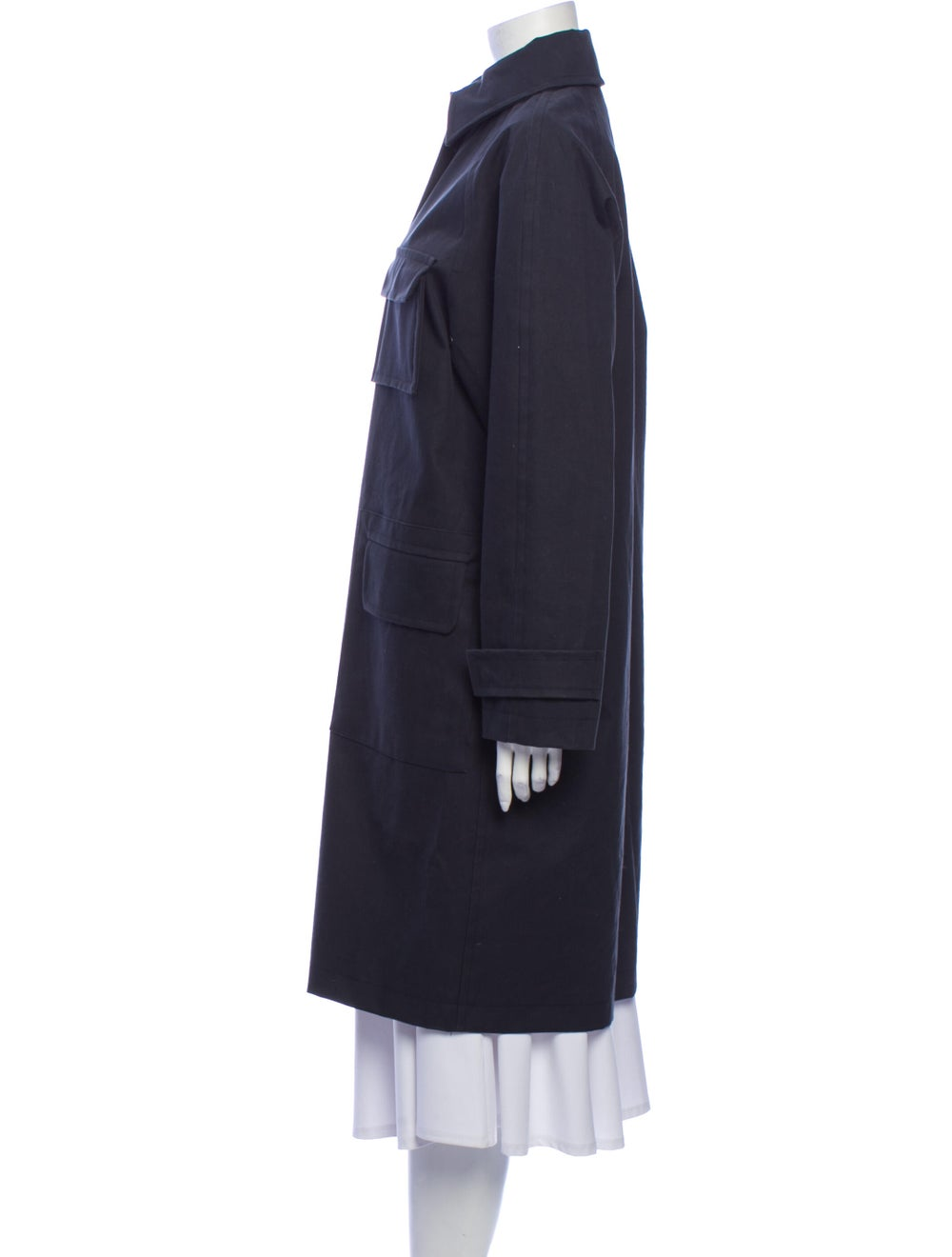 Max Mara Coat Black - image 2