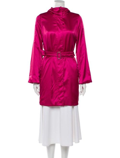 Max Mara Trench Coat Pink
