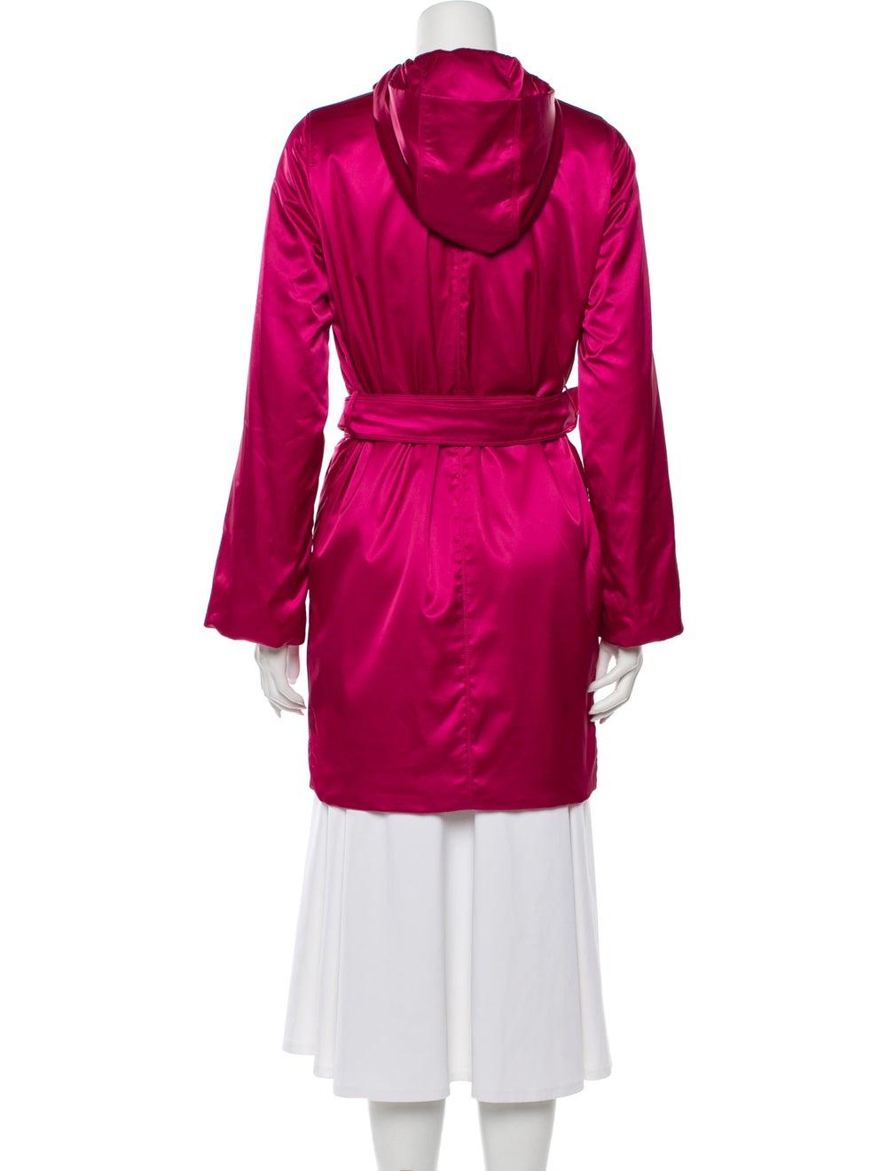 Max Mara Trench Coat Pink - image 3
