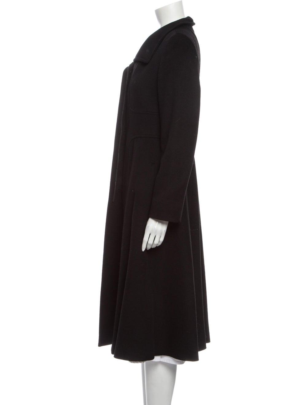 Max Mara Virgin Wool Coat Wool - image 2