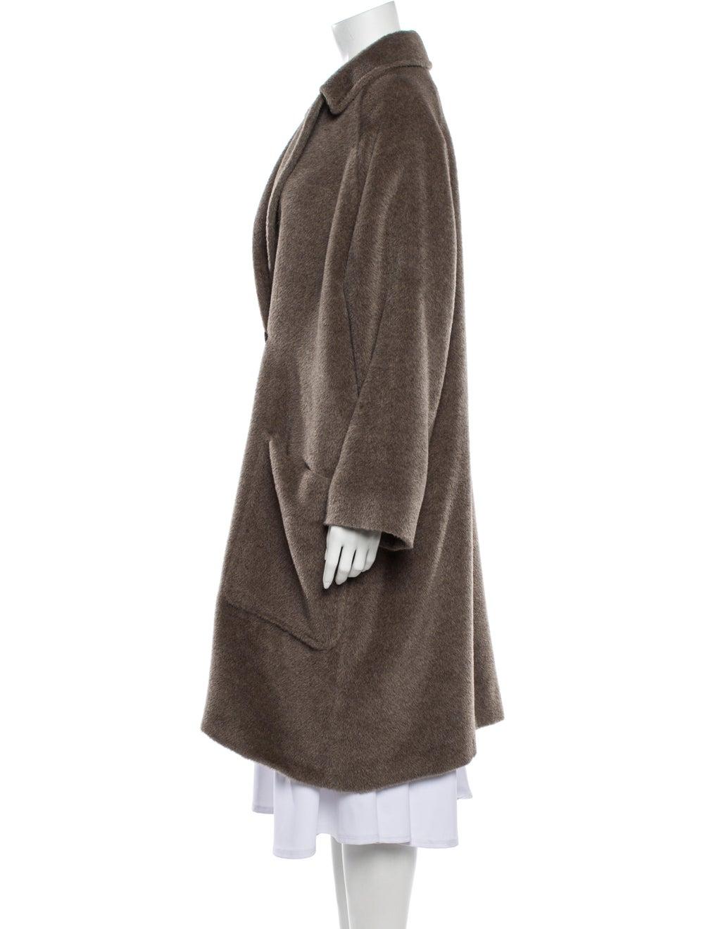 Max Mara Alpaca Coat - image 2