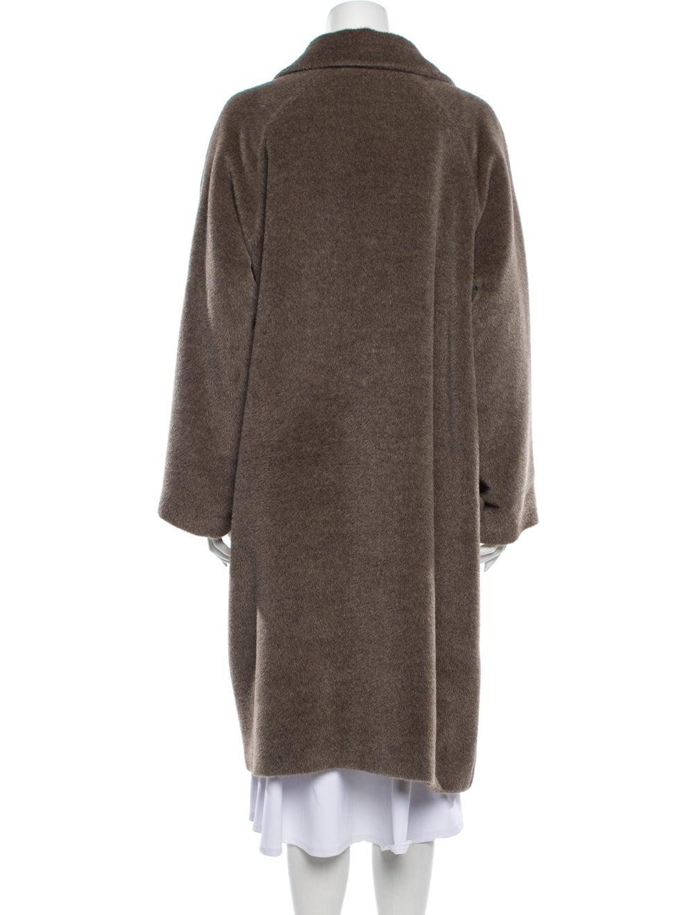 Max Mara Alpaca Coat - image 3