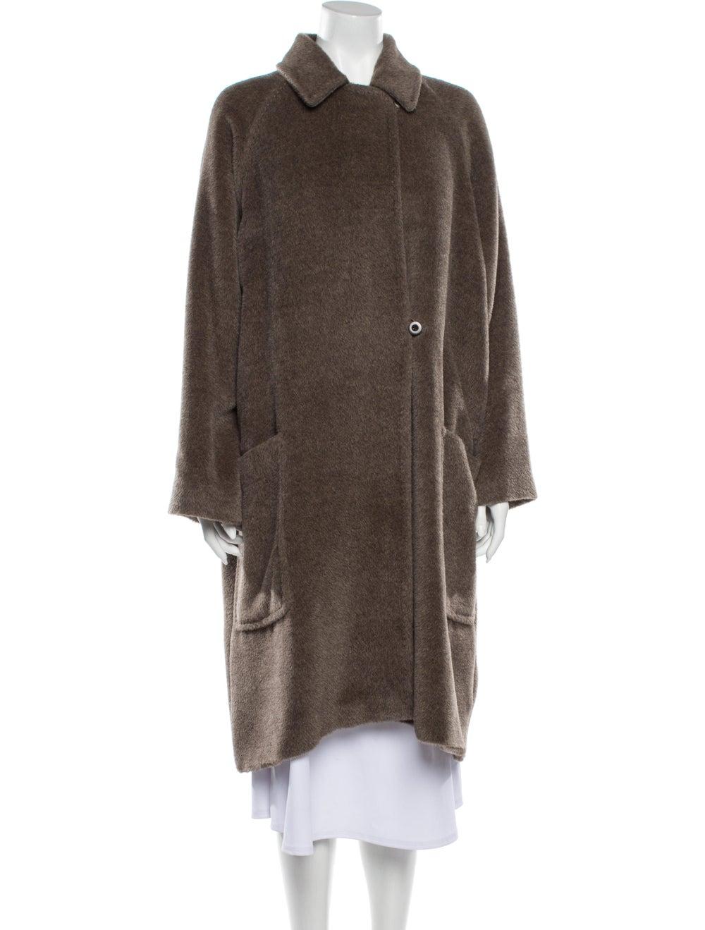 Max Mara Alpaca Coat - image 4