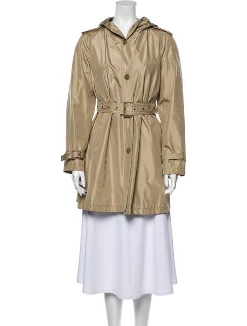 Max Mara Silk Trench Coat