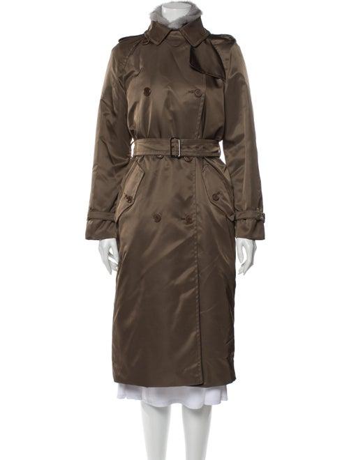 Max Mara Trench Coat Brown